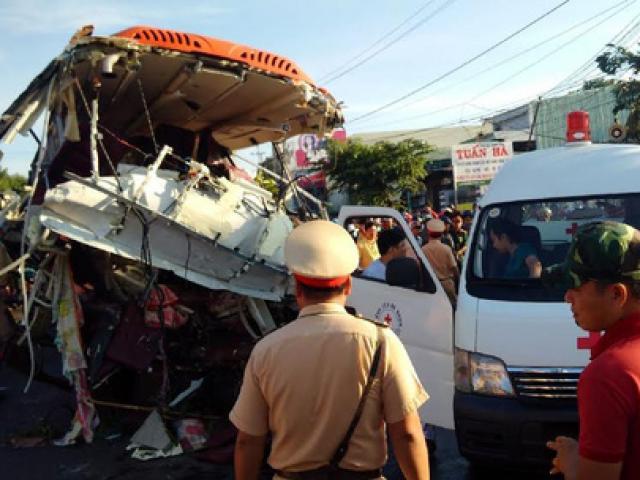Vụ tai nạn kinh hoàng ở Gia Lai: Xe tải chạy 105km/giờ