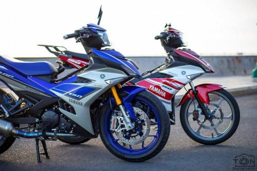 Ngắm bộ đôi Yamaha Exciter 150 biển tứ quý độ 'ngầu' của biker Việt - 6