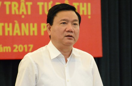 Ông Đinh La Thăng bị cảnh cáo, cho thôi chức Uỷ viên Bộ Chính trị