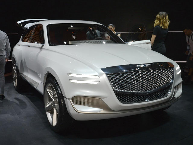 Genesis GV80: SUV hạng sang cỡ lớn đến từ Hàn Quốc