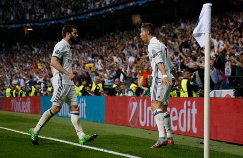 """Ghi tới 9 bàn sau 5 trận: Ronaldo """"tu luyện đắc đạo"""""""
