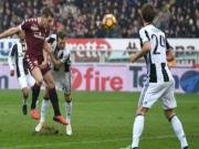 Bóng đá - Juventus - Torino: Thẻ đỏ & người hùng phút 90+2