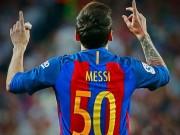 Bóng đá - Messi đua Giày vàng với sao lạ, mất ngôi Vua kiến tạo