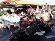 Tin tức trong ngày - Tin nóng: Tai nạn xe khách kinh hoàng ở Gia Lai, ít nhất 11 người chết