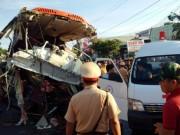 Tin tức trong ngày - Vụ tai nạn kinh hoàng ở Gia Lai: Xe tải chạy 105km/giờ