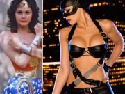 Các nữ siêu anh hùng ngày càng nóng bỏng trong các phiên bản sau