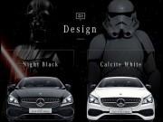 Tin tức ô tô - Mercedes CLA phiên bản Star Wars giá 1,01 tỷ đồng