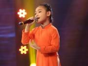 Buồn não lòng khi nghe cô bé 7 tuổi hát dân ca