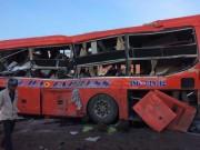 Tin tức trong ngày - Xe khách trong vụ tạn kinh hoàng ở Gia Lai ngắt giám sát hành trình