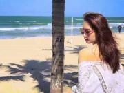 Thời trang - Hoa hậu Thu Thảo, Hà Hồ thi nhau khoe dáng nuột với bikini quá hot