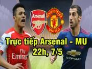 Bóng đá - Chi tiết Arsenal - MU: Không có hy vọng (KT)