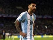 Nghịch lý: Messi thoát án phạt, báo Argentina giễu cợt