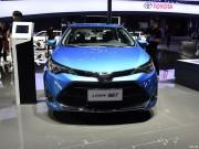 """Tư vấn - Toyota Levin 2017: Phiên bản """"độc, lạ"""" của Corolla Altis"""
