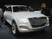 Tin tức ô tô - Genesis GV80: SUV hạng sang cỡ lớn đến từ Hàn Quốc