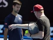 Tennis - Djokovic: Cắp sách học Nadal, hạ mình bái sư Becker