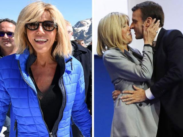 Chuyện tình với vợ 64 tuổi của Tổng thống trẻ nhất Pháp