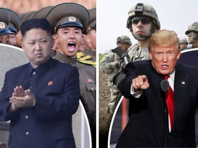 """Triều Tiên đợi lệnh một """"cuộc chiến thần thánh"""" với Mỹ"""