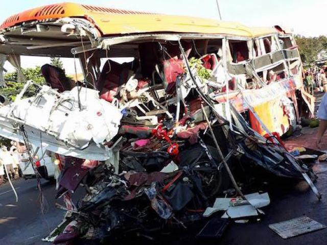 Vụ tai nạn ở Gia Lai: Xét nghiệm ma túy lần 2 đối với tài xế xe tải