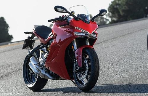 Ducati sắp trình làng 5 mẫu xe mới