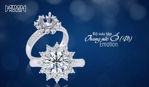 """DOJI ưu đãi bất ngờ cho """"kim cương trong mơ"""" - 2"""