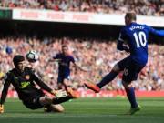 """Bóng đá - Liverpool hụt 11m, đến lượt Rooney """"tự bắn vào chân"""" MU"""