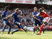 """Bóng đá - Arsenal hạ MU: Thuốc giảm đau """"ngắn hạn"""" cho Wenger"""