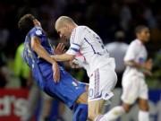 """Hận thù trăm năm: Zidane  """" thiết đầu công """"  kinh điển  & amp; kẻ tử thù (P4)"""