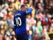 Bóng đá - MU thua Arsenal: Tồi tệ quá, tượng đài ghi bàn Rooney!