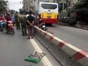 Tin tức trong ngày - Ngã văng qua dải phân cách, nam thanh niên bị xe buýt cán tử vong