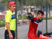Bóng đá - U20 Việt Nam phải nhồi thể lực để khắc phục điểm yếu