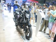 Thế giới xe - Yamaha MT-03 về Việt Nam đối đầu với mẫu xe nào?
