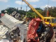 Tin tức trong ngày - Xe tải gây tai nạn ở Gia Lai chưa được cấp phép kinh doanh