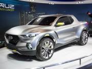Tư vấn - Hyundai Santa Cruz hoàn toàn mới bị hoãn đến 2020