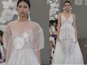 Dàn mẫu Việt quá gợi cảm với váy áo mỏng như sương