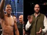 Thể thao - Quyền Anh đỉnh cao: Gã nghiện Fury đặt lịch đấm gục Joshua
