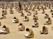 Giáo dục - du học - 15 bức ảnh lột tả chân thực nhất về các kỳ thi trên thế giới