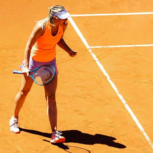 Sharapova – Bouchard: 3 set siêu kịch tính (V2 Madrid Open)