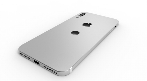 Lộ thiết kế iPhone 8 có cảm biến Touch ID ở mặt sau - 2