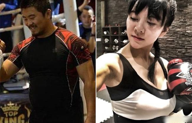 Võ Trung Quốc bị MMA sỉ nhục: Đả nữ tuyệt đẹp ra mặt - 1