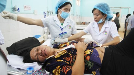Nhận dạng thi thể nạn nhân cuối cùng vụ tai nạn khủng khiếp ở Gia Lai - 1