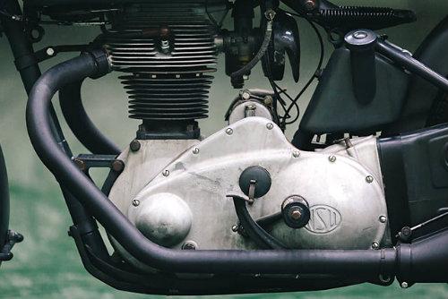 Soi xế cổ 1939 NSU 601 OSL làm quân phát xít chết mê - 6