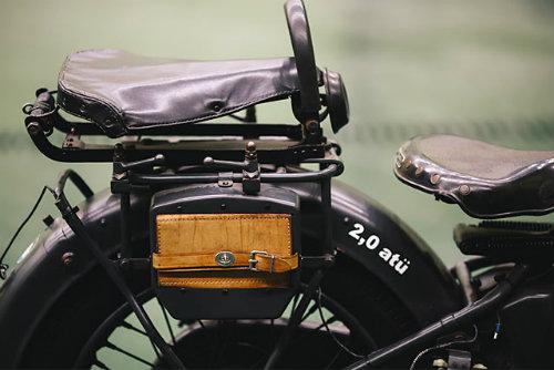 Soi xế cổ 1939 NSU 601 OSL làm quân phát xít chết mê - 7