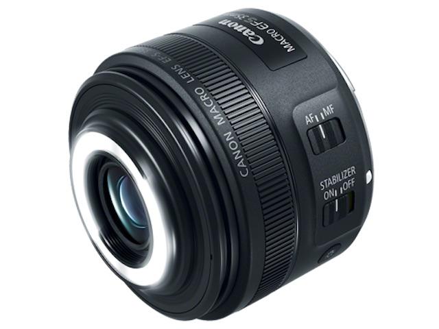 Canon công bố lens máy ảnh đầu tiên tích hợp công nghệ Macro Lite