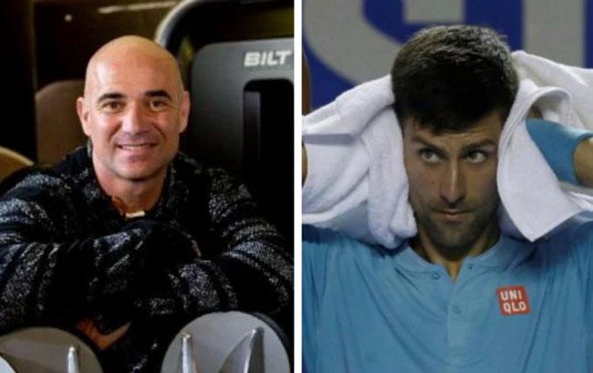 Djokovic bái sư: Cự tuyệt Becker, gây sốc với huyền thoại - 1