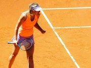 Thể thao - Sharapova – Bouchard: 3 set siêu kịch tính (V2 Madrid Open)