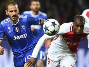 Juventus - Monaco:  Lão bà  thể hiện đẳng cấp