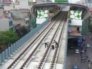 Tài chính - Bất động sản - Đường sắt Cát Linh - Hà Đông chậm tiến độ, lãi vay 1,2 tỷ đồng/ngày