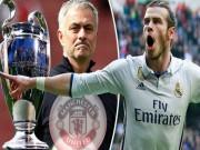 """Bóng đá - Real tính """"vắt chanh bỏ vỏ"""" Bale: MU dễ sập bẫy kim tiền"""