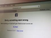 """Công nghệ thông tin - Tại sao Facebook bị """"sập"""" trên diện rộng vào sáng 9/5?"""