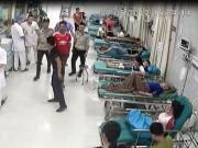 An ninh Xã hội - Côn đồ chửi nhân viên y tế, rút súng bắn bảo vệ bệnh viện